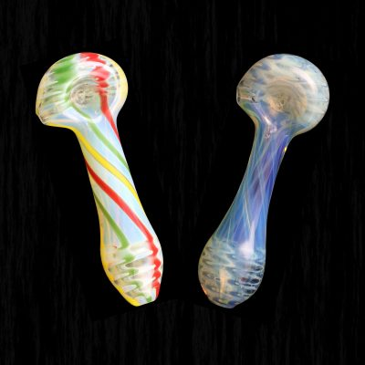 Color Magic Glass Pipe