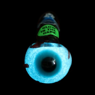Optometrist Eyeball Glass Pipe