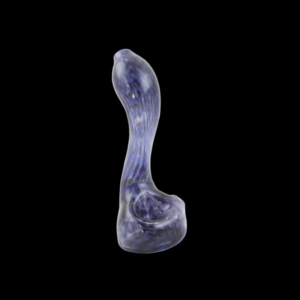 Waterfall Standup Sherlock Glass Pipe