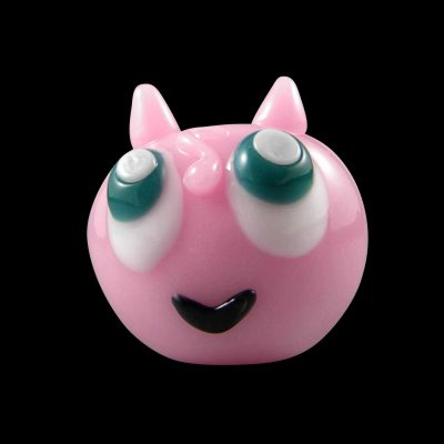 Jigglypuff Glass Pipe