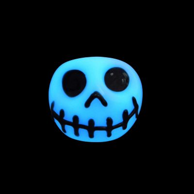 -Jack Skellington Glass Pipe Pendant