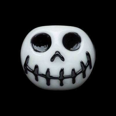 -Jack Skellington Glass Pipe