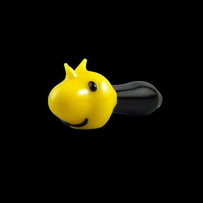 Canary Glass Pipe