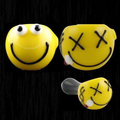 Emoji Glass Pipe