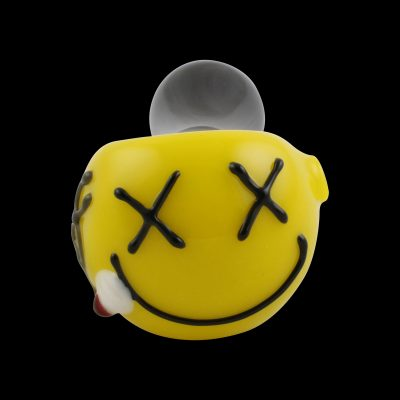 Emoji Glass Pipe