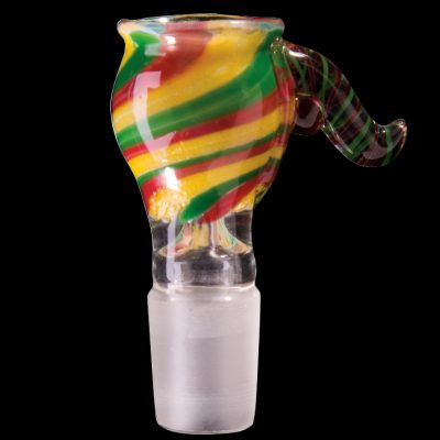 Full Color Rasta Fish Bowl