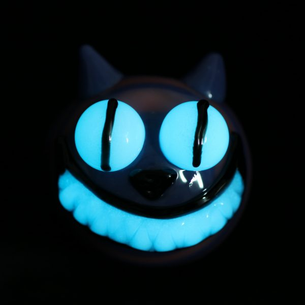 Cheshire Cat Glow In the Dark Pendant