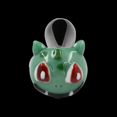 Bulbasaur Glass Pipe