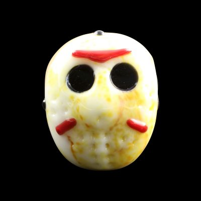Jason Voorhees Glass Pipe