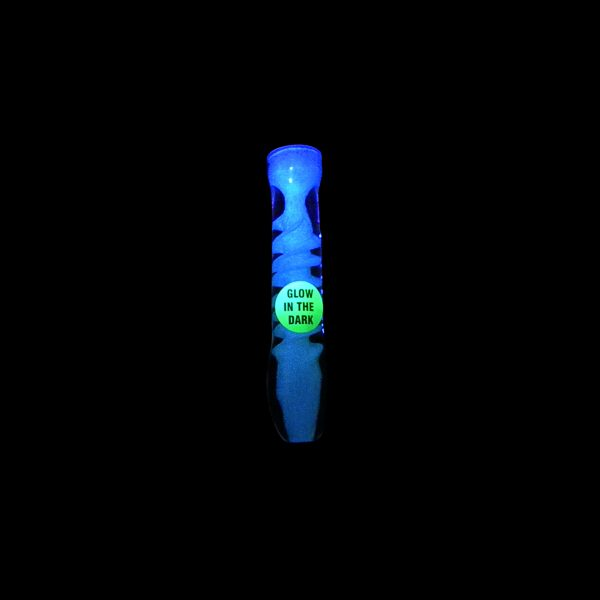 Afterglow Chillum Glass Pipe