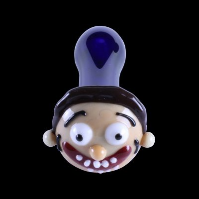 Morty Glass pipe