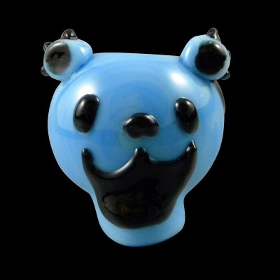 Dancing Bear Glass Pipe