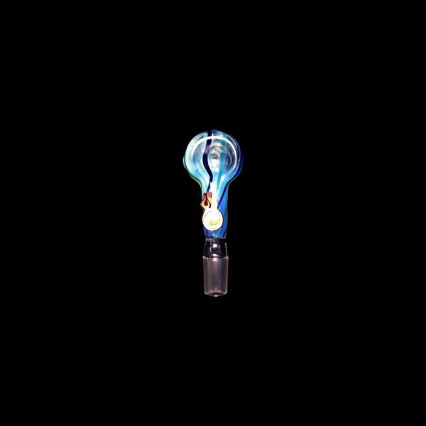 Quasar Combo Glass Pipe Bowl