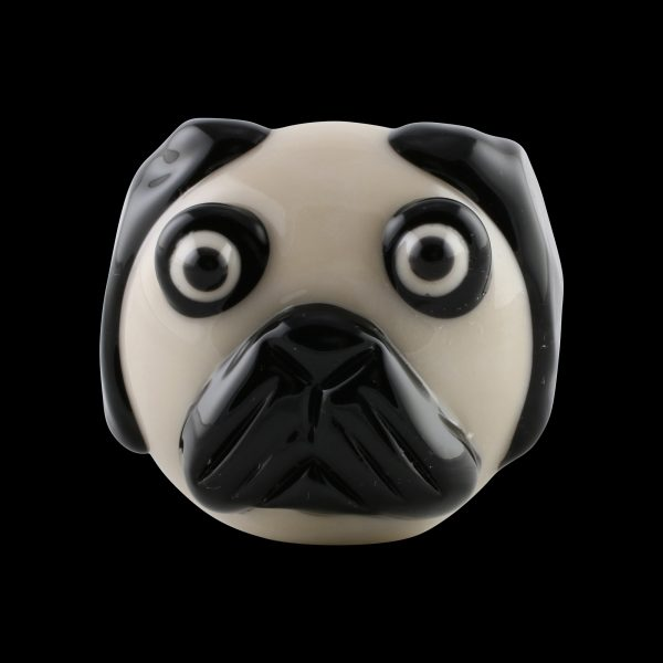 Pug Glass Pipe