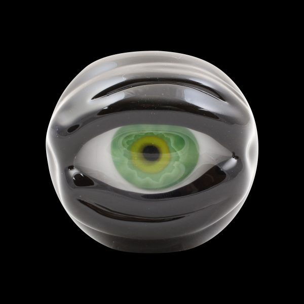 -Cyclops Eyeball Glass Pipe