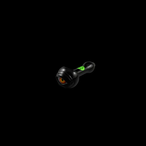 Cyclops Eyeball Glass Pipe