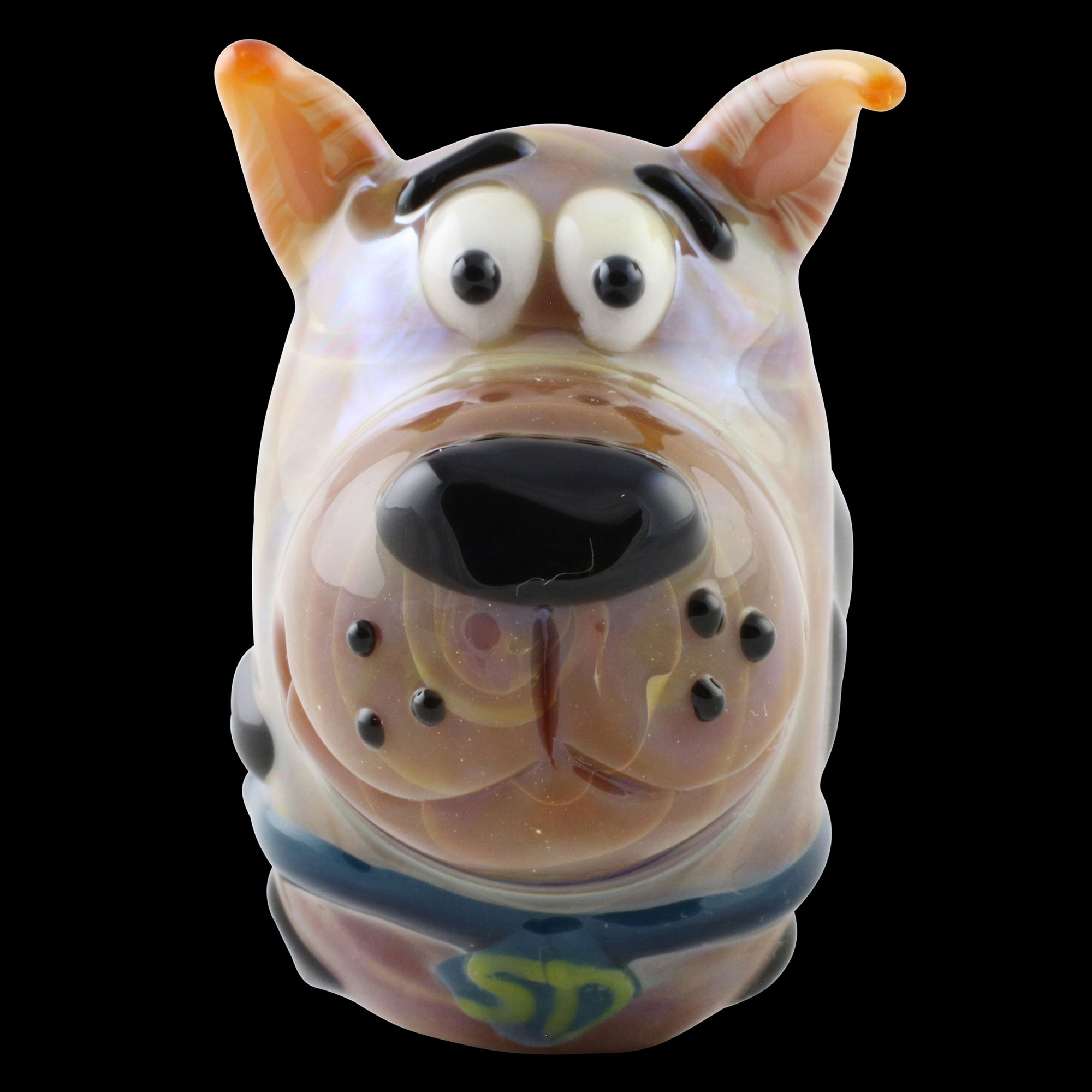 Scooby Doo Glass Pipe