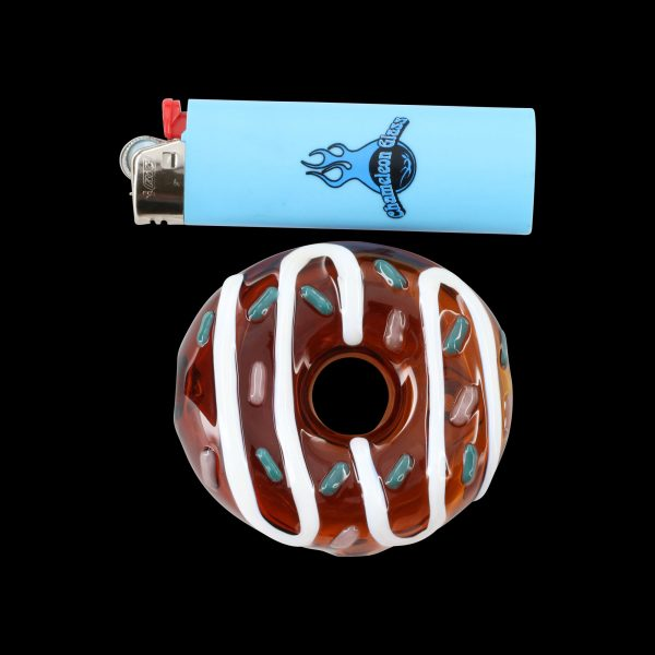 Doughnut Glass Pipe