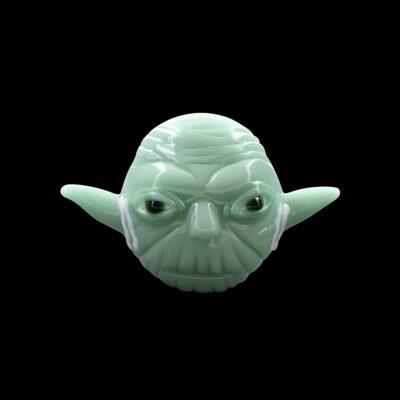 Yoda Glass Pipe