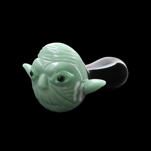 Yoda Glass Pipe