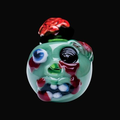 Zombie Glass Pipe