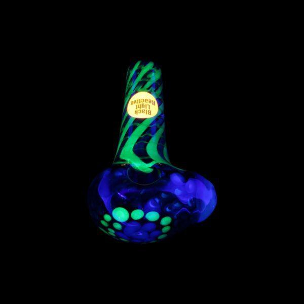 Line Weaver Illuminati UV Glass Pipe