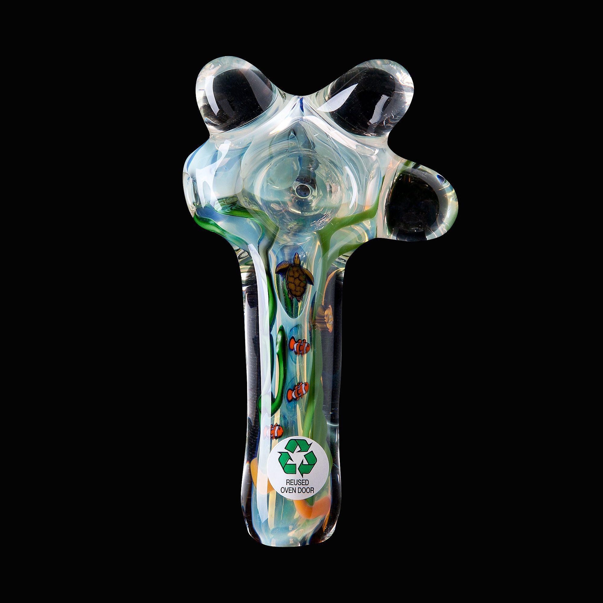 Aquarium Glass Pipe