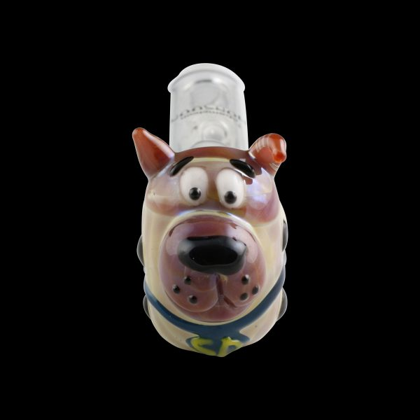 Scooby Doo Monsoon Spill Proof Glass Pipe