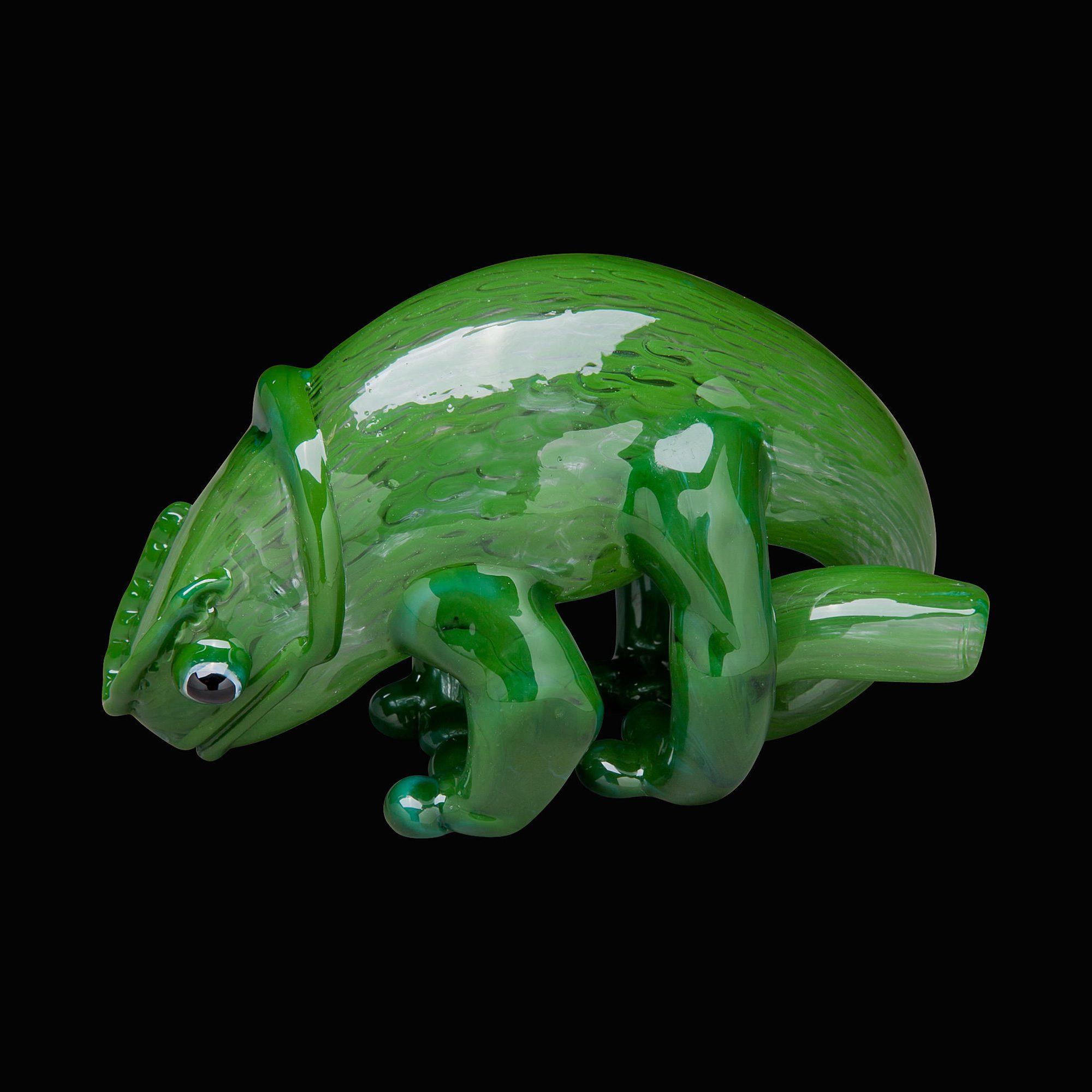 Chameleon Glass Pipe