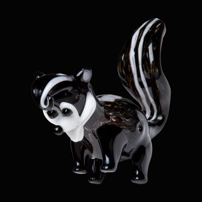 Skunk Glass Pipe