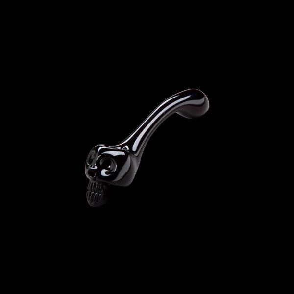 Bone Head Gandalf Glass Pipe