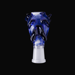 Bulldog Glass Dome