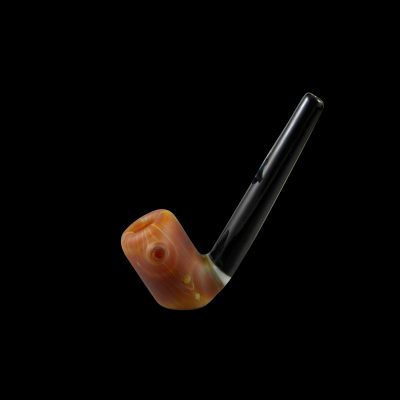 Hampton Traditional Glass Pipe Woody