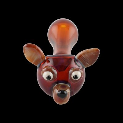Chihuahua Glass Pipe