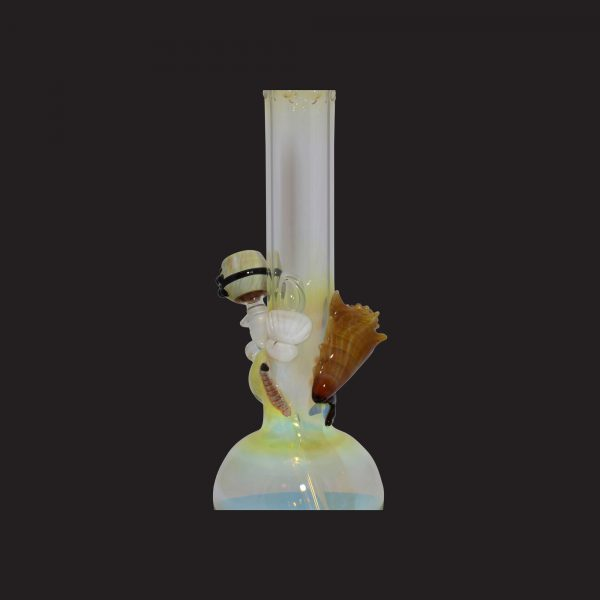 She Sells Sea Shells Glass Water Pipe