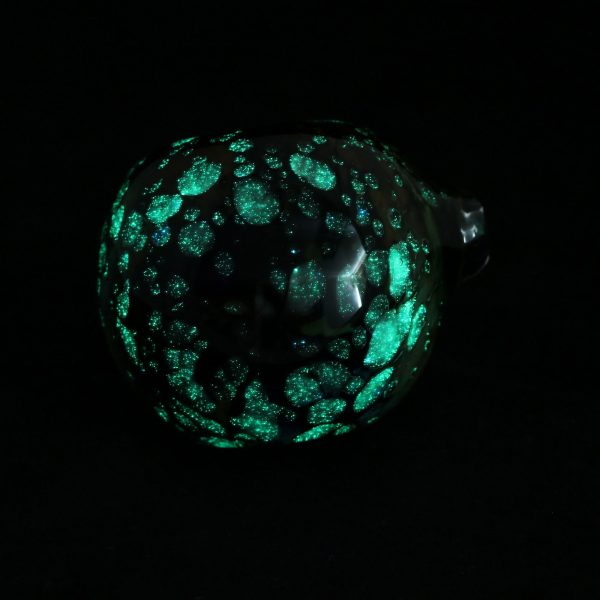 Milky Way Glow Glass Pipe
