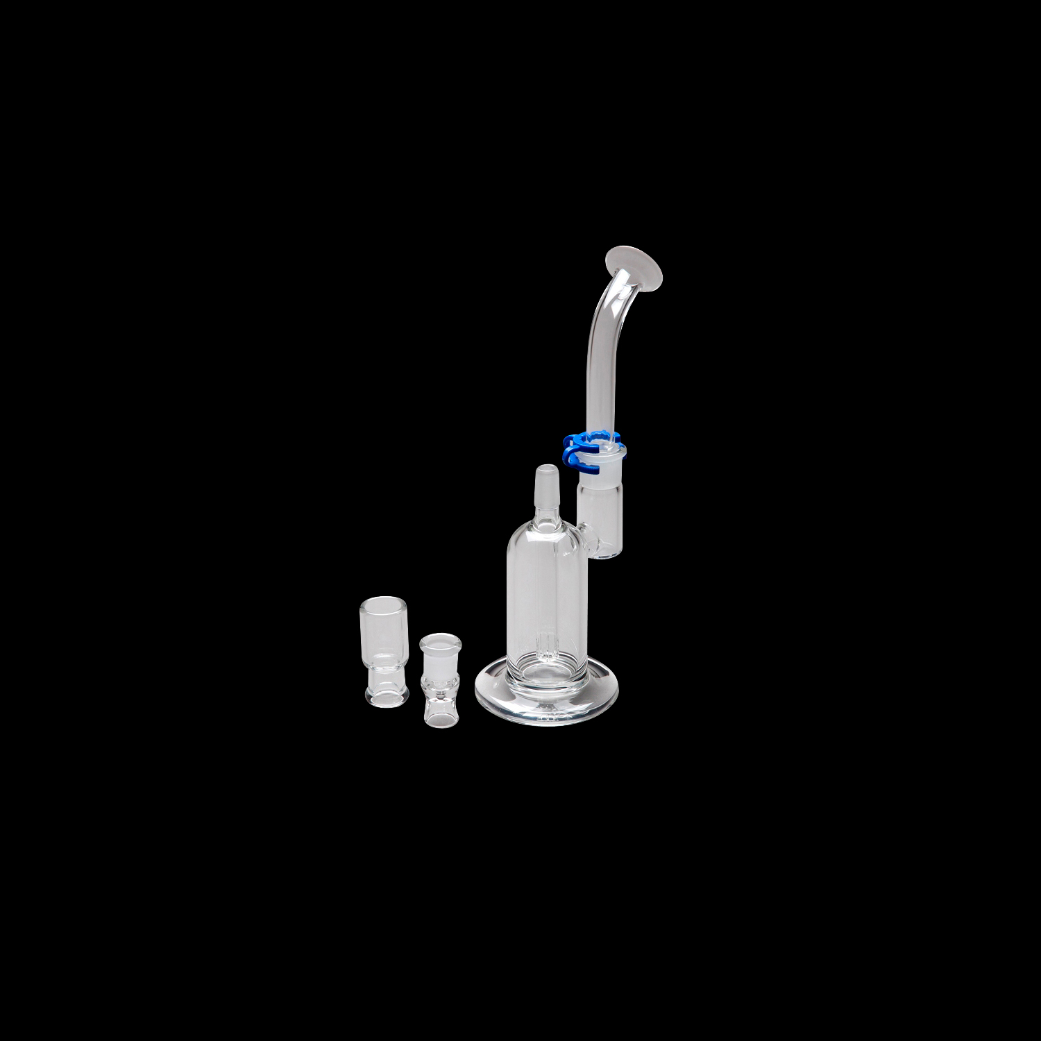 Complete Solution Glass Water Pipeq