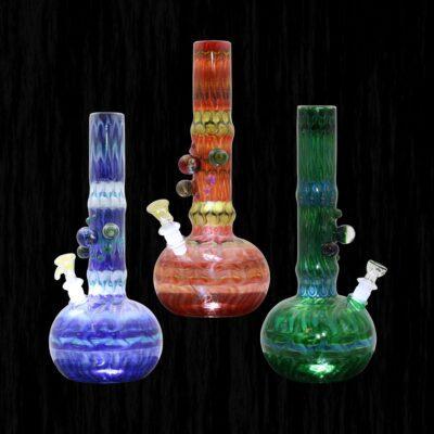 Interstellar Series Glass Water Pipe