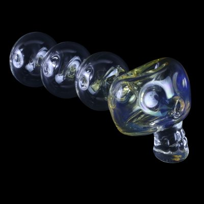 Bonehead Typhoon Glass Pipe
