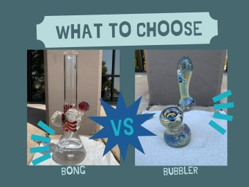 Bubblers vs Bongs