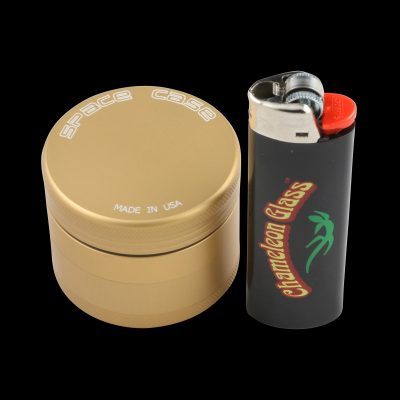 Space Case Grinder and Sifter Combo Small