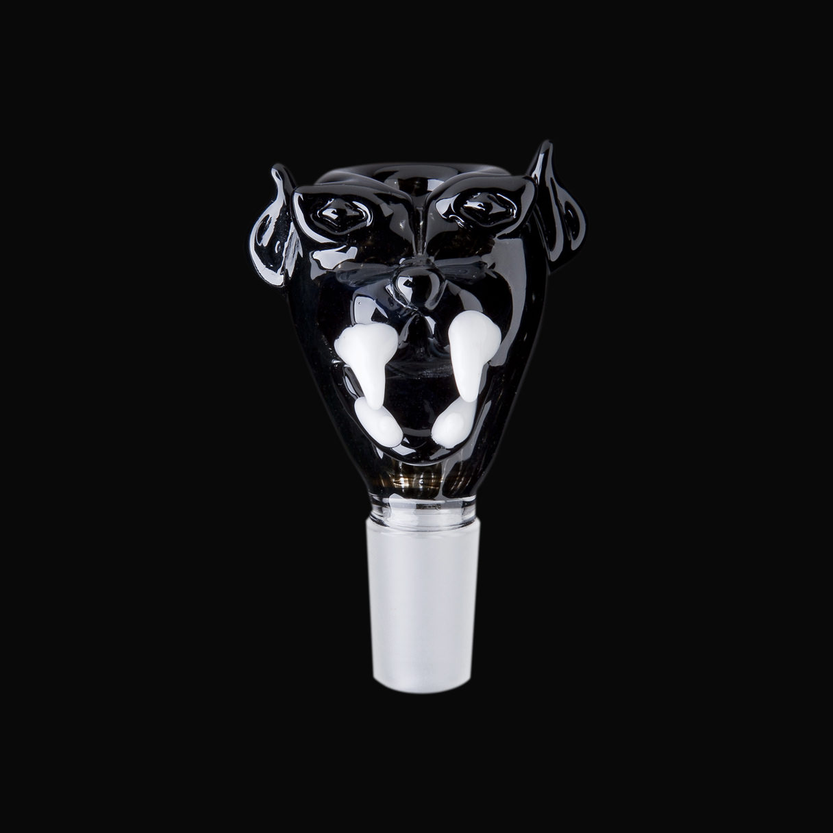 Pitbull Glass Bowl