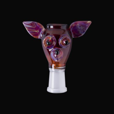 Chihuahua Glass Dome