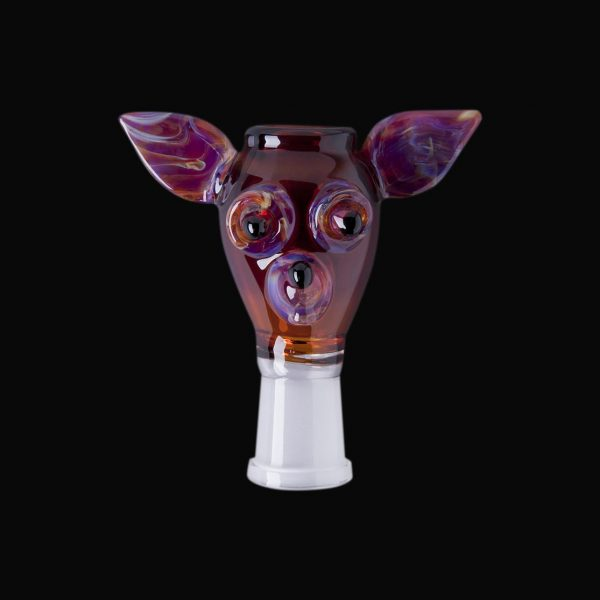 Chihuahua Glass Dome