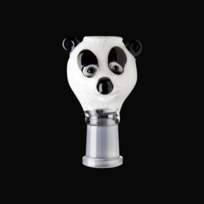 Panda Glass Bowl