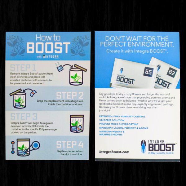 Integra Humidity Controller 62% 4 gram packet
