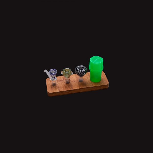 The Kindtray Bowl and MedTainer Display