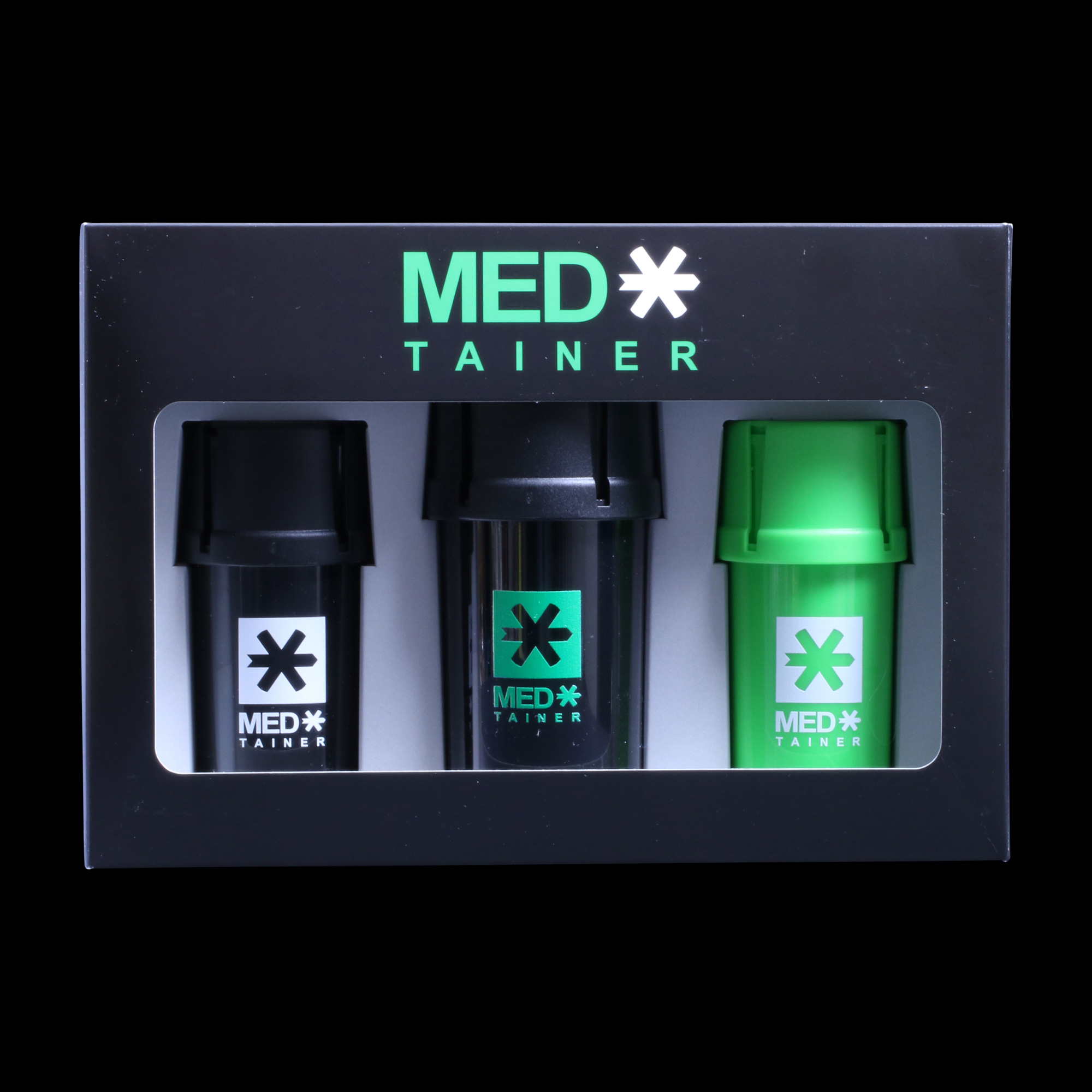 Medtainer 3-Pack