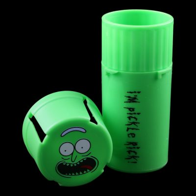 Pickle Rick Medtainer