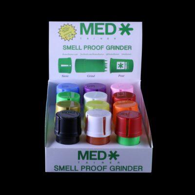 Medtainer Case Quantity